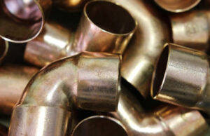 Pipe fittings that our tradesman and handymen use to help hot water flow cleanly through your pipes